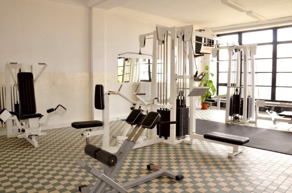 Fitness (1) - Fitness Kasárna Přelouč