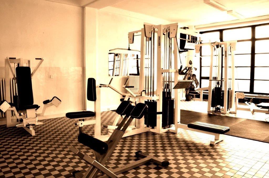 Fitness (10) - Fitness Kasárna Přelouč