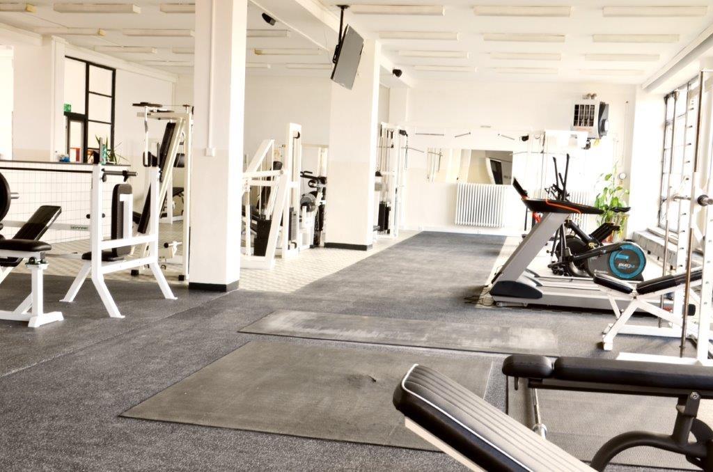 Fitness (3) - Fitness Kasárna Přelouč