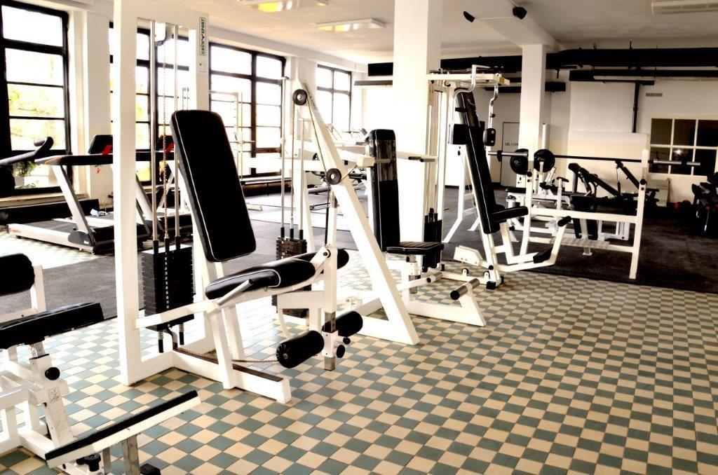 Fitness (6) - Fitness Kasárna Přelouč