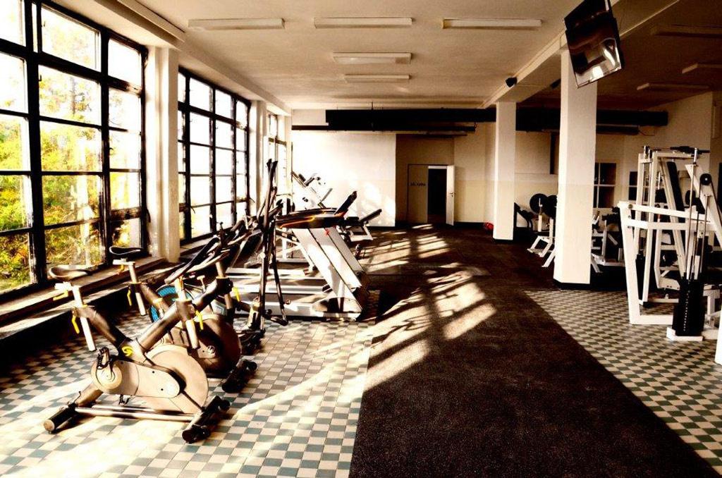 Fitness (9) - Fitness Kasárna Přelouč