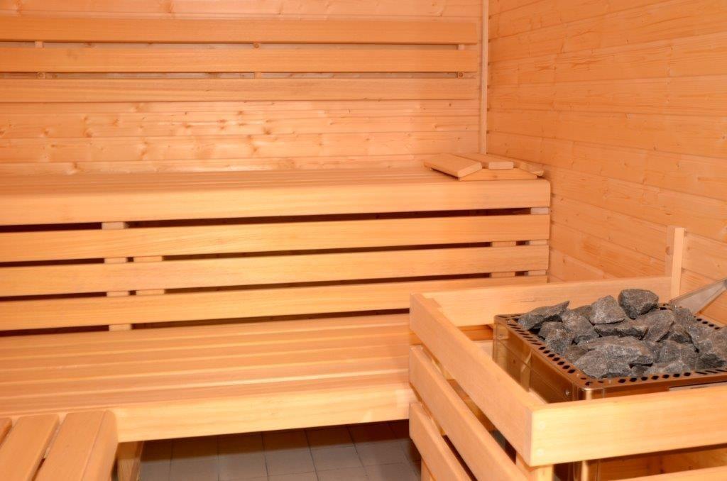 Sauna (4) - Fitness Kasárna Přelouč