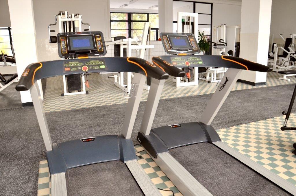 Cardio (2) - Fitness Kasárna Přelouč