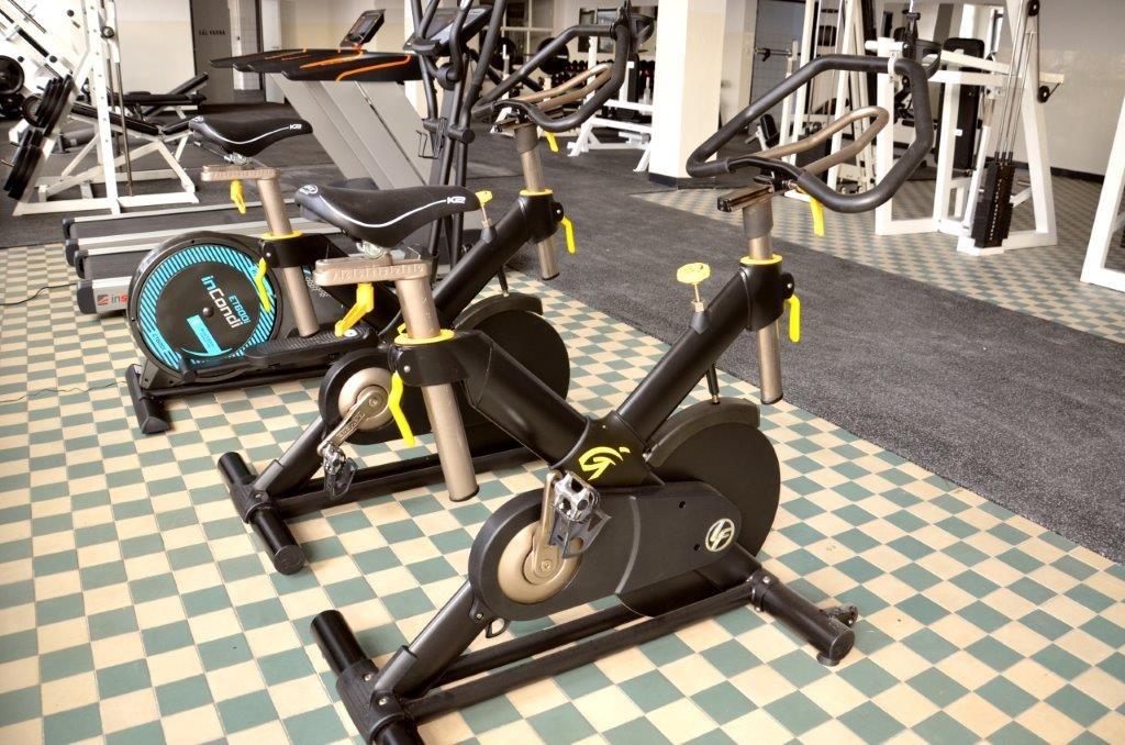 Cardio (3) - Fitness Kasárna Přelouč