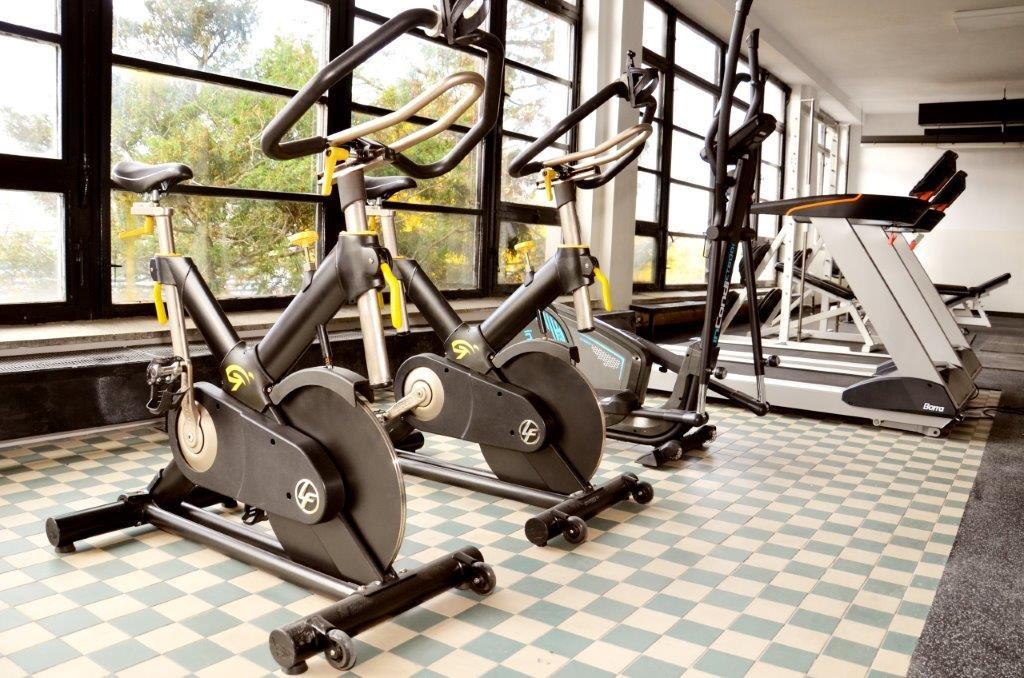 Cardio (4) - Fitness Kasárna Přelouč